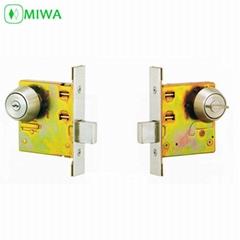 日本MIWA单闩锁U9DA-1
