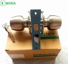 日本MIWA球形锁HMW HMU