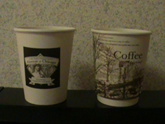 PAPER CUPS & PAPER BAGS