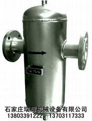 AS型擋板式汽水分離器 復合離心式汽水分離器