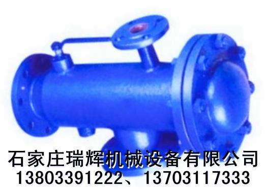 全自动反冲洗排污过滤器(供暖除污器) 4