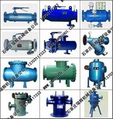 反沖洗除污器-全自動除污器