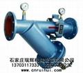 手搖刷式反沖洗排污過濾器(Y型除污器)Y型排污過濾器 1