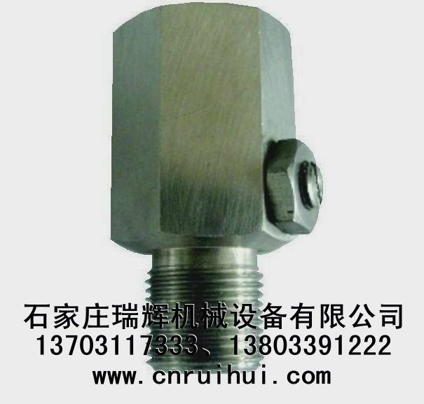 YFN-01压力阻尼器 不锈钢压力阻尼器 压力阻尼阀 13703117333 3