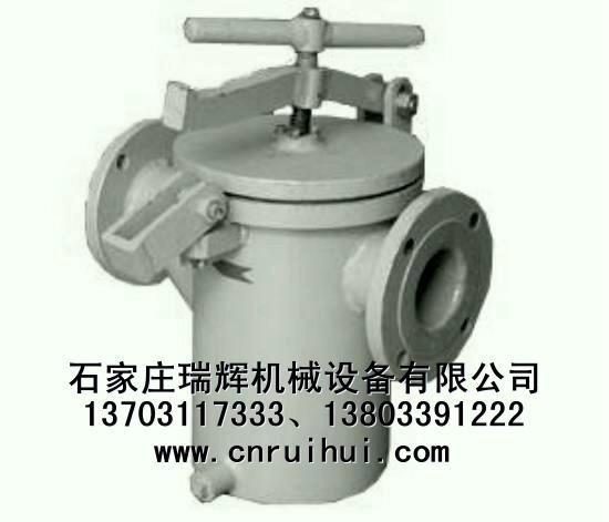 立式直通除污器(锅炉除污器) 1