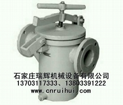 立式直通除污器 锅炉除污器 13703117333