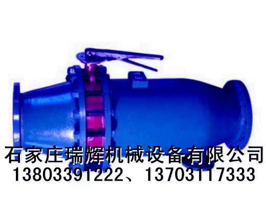 ZPG自动排污过滤器(ZPG除污器)管道除污器  1