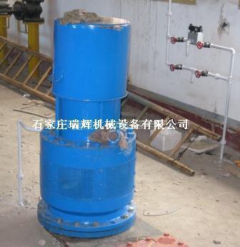 hx-qp气压式真空破坏阀(虹吸破坏阀)图片