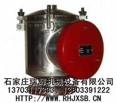 RH-HP型真空破除阀 破真空阀 不锈钢破真空阀 13703117333