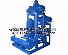 真空抽水機組、真空泵機組