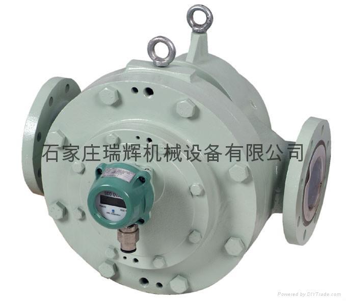 高粘度流量計(容積式流量計)橢圓齒輪流量計 1