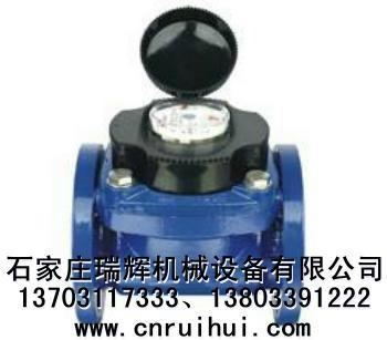 球墨铸铁水表 球铁可折卸水表 13703117333 1
