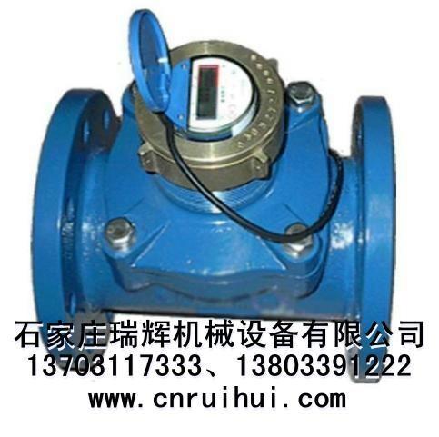 涡特曼电子式水表 涡特曼可拆式水表 13703117333 3