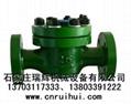 LCG水平式机械式高压水表(矿用高压水表)法兰连接