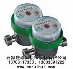 不锈钢直饮卫生级水表(食品级水表)