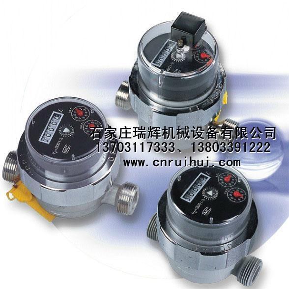 不鏽鋼衛生級水表 純淨水水表 工業用13703117333 4
