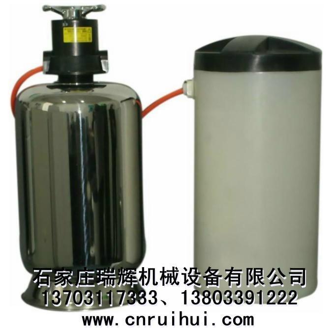 流量型离子交换器、全自动软化水设备 5