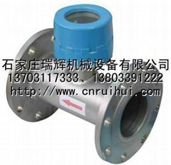 全不锈钢耐酸碱水表 强酸强碱计量表 盐水流量计 13703117333