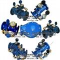 LXF復式水表 復式子母水表 DN50-200 13703117333 2