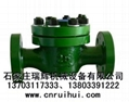 LCG水平式機械式高壓水表(礦用高壓水表)焊接連接 4