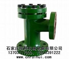 LCG直角式機械式高壓水表(礦用高壓水表)法蘭連接