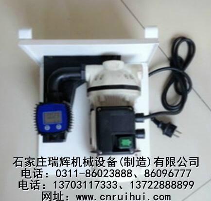 小型加肥機 移動式加肥機 售肥機 液體肥加註機 2