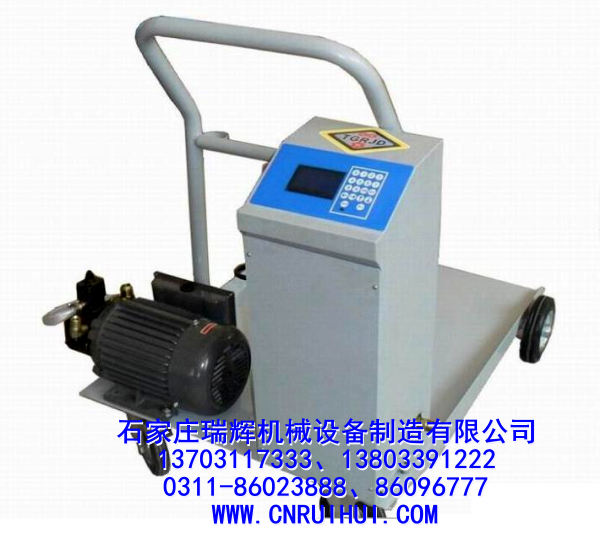防凍液加註機 灌裝機 1