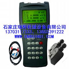 手持式超声波流量计 移动式超声波流量计 便携式超声波流量计 13703117333