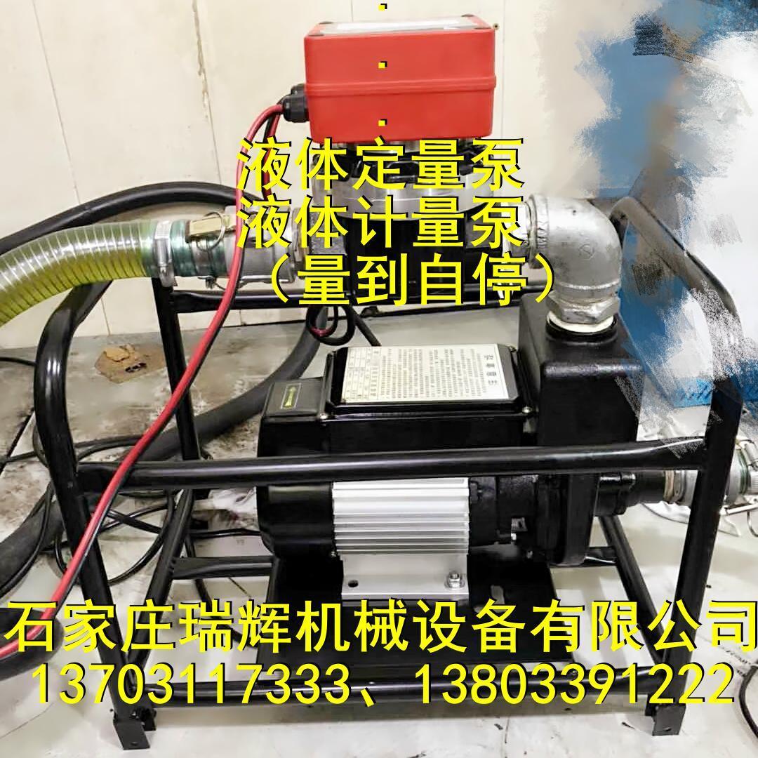 液体定量泵 计量泵 13703117333 1