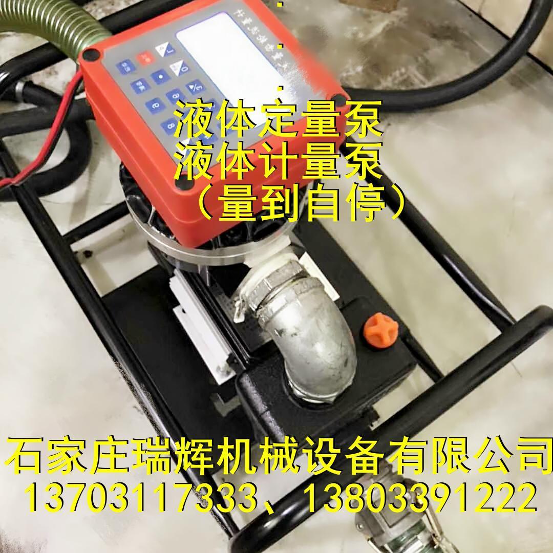 液体定量泵 计量泵 13703117333 3