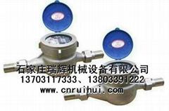 LXS-15E不锈钢螺纹水表 冷水表 13703117333
