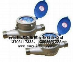 LXSR-20E不鏽鋼螺紋水表 熱水表 13703117333