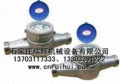 LXS-25E不鏽鋼防腐蝕水表(不鏽鋼液封水表)