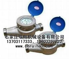 LXS-40E不锈钢丝扣水表 湿式水表 13703117333