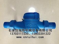 ABS塑料水表(尼龙塑料水表)防腐蚀水表