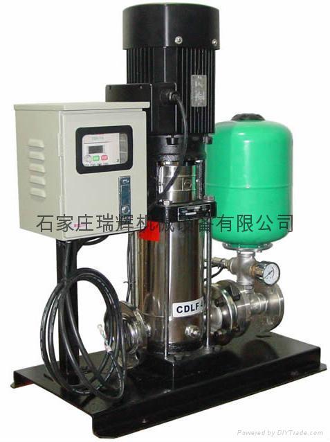 CR立式多级离心泵