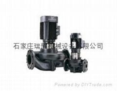 TP系列热水循环泵(Grundfos格兰富水泵)