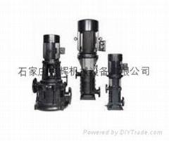 CV,CPV多级离心泵(Grundfos格兰富水泵)