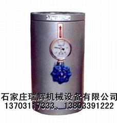 RH8000气囊式水锤吸纳器(水锤消除器)胶胆式水锤消除器