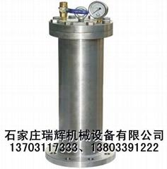 RH9000活塞式水錘吸納器(水錘消除器)水錘吸收器