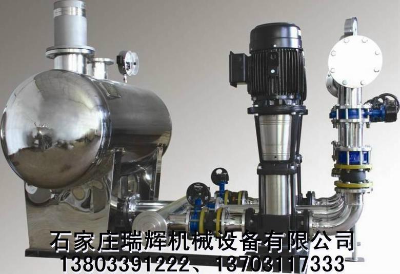 无负压变频供水设备、无负压给水设备 1