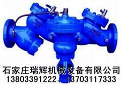 過濾型倒流防止器一逆流防止器(流回截斷器)防倒流止水器