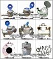 LXS-50E不锈钢法兰水表 机械式水表 13703117333 5