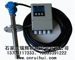 插入式电磁流量计 大型污水处理计量表 13703117333