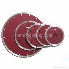 diamond cutting disc saw blade