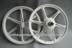 20inch electrical bike magnesium wheel