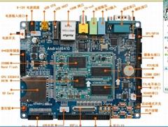 6410開發板友堅恆天三星UT-S3C6410開發板