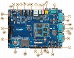 6410開發板友堅恆天三星UT6410BV03評估板