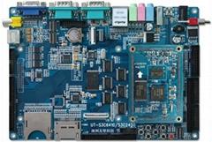 友堅恆天UT-SC32416開發板