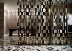 江苏酒店装饰不锈钢屏风